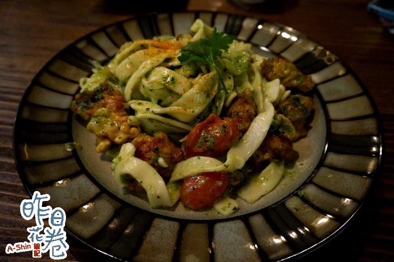 昨日花卷|創新跨界料理,台式、義式、美式混合出昨日花卷的誕生。
