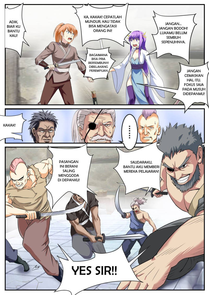 The Top Clan Leader In History: Chapter 05 - Page 4