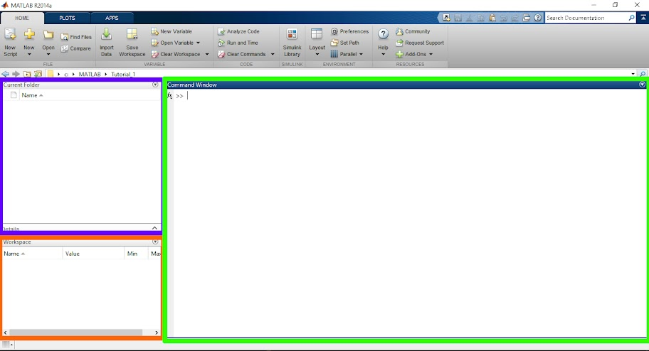 Introduction to Basics and Layout of MATLAB   Engineer