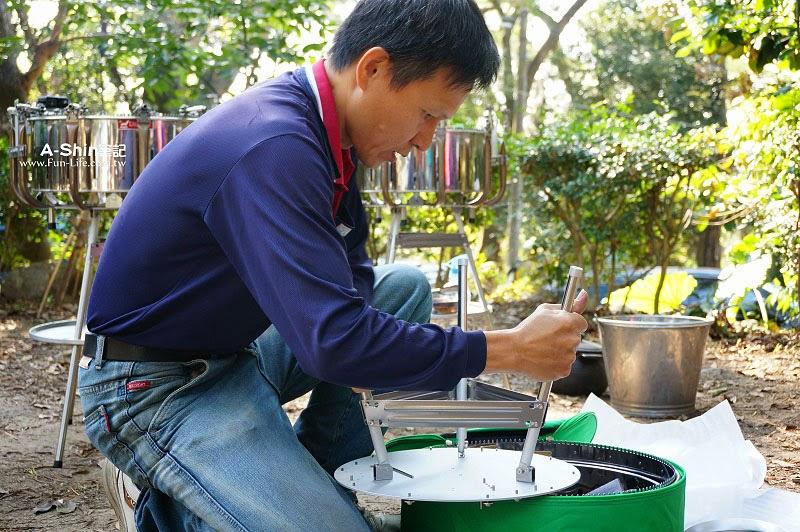 不鏽鋼鍋-夯伯燒烤萬用爐4