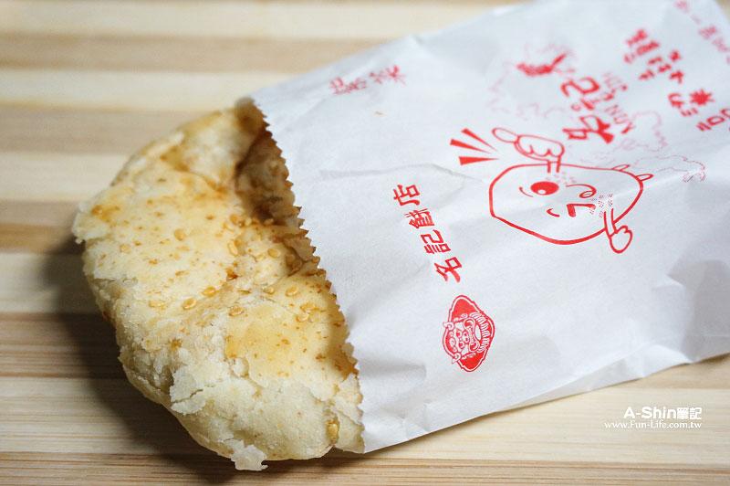 金門名記高粱燒餅6