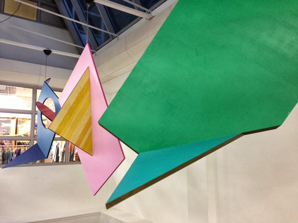*ROBERT STOREY:透過創作傳達充滿豐富想像力的幾何藝術! 2