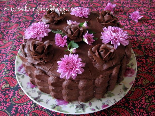 Торта Шоколадов Фъдж (Chocolate Fudge Cake)