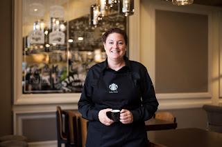 Patty Romaine-Moody, global coffee quality specialist