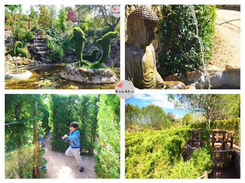 bosque-encantado-figuras-vegetales-esculturas-excursiones-ocio-familia-jardin-botánico
