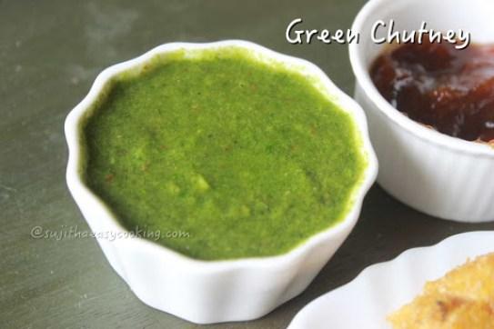 Green chutney1