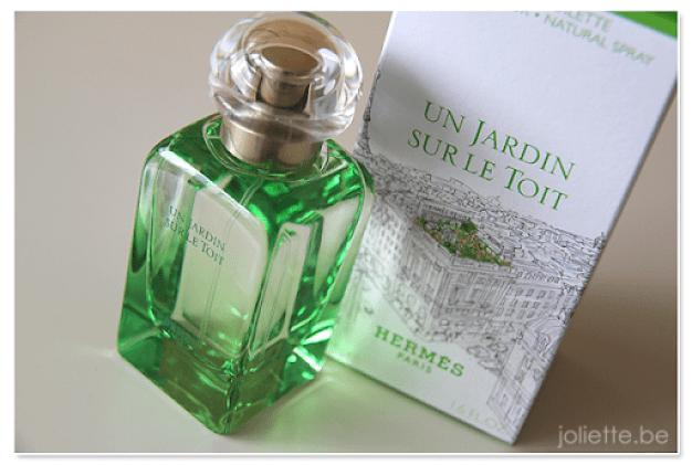 Parfum: Un Jardin sur le Toît – Hermès