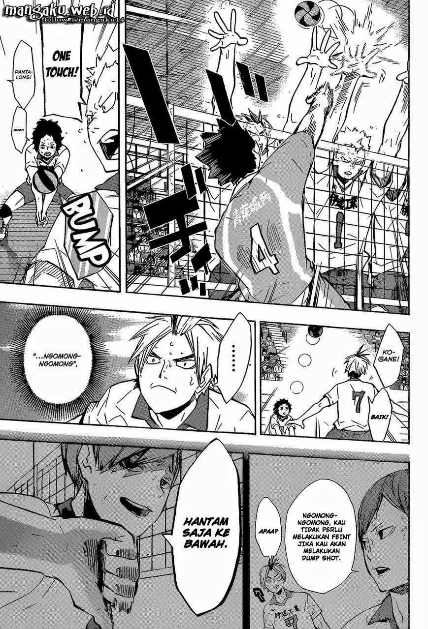 Haikyuu!!: Chapter 127 - Page 14