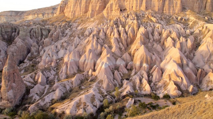 Sunset in Rose Valley, Cappadocia