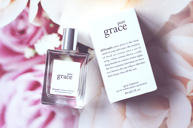 Philosophy 'Pure Grace'