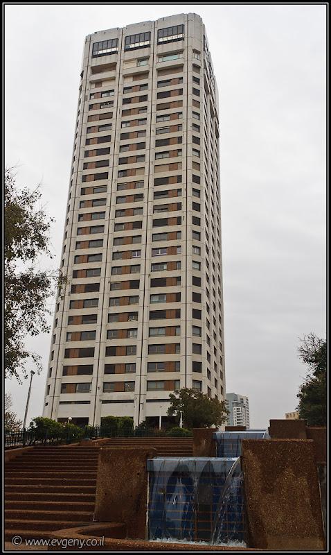 Тель Авивские небоскребы / גן העיר