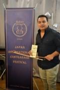 """ÓSCAR LUQUE GANÓ EL 1º LUGAR DEL CONCURSO INTERNACIONAL DE CONTRABAJO RUBATO STRINGS. Los contrabajos venezolanos se impusieron una vez más fuera del país en el mes de septiembre, cuando el de Óscar Luque se trajo al país el 1º lugar del Concurso Internacional de Contrabajo """"Rubato Strings"""" celebrado en Tokio, Japón"""