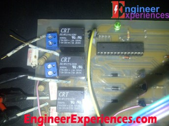 Appliance Control Using GSM