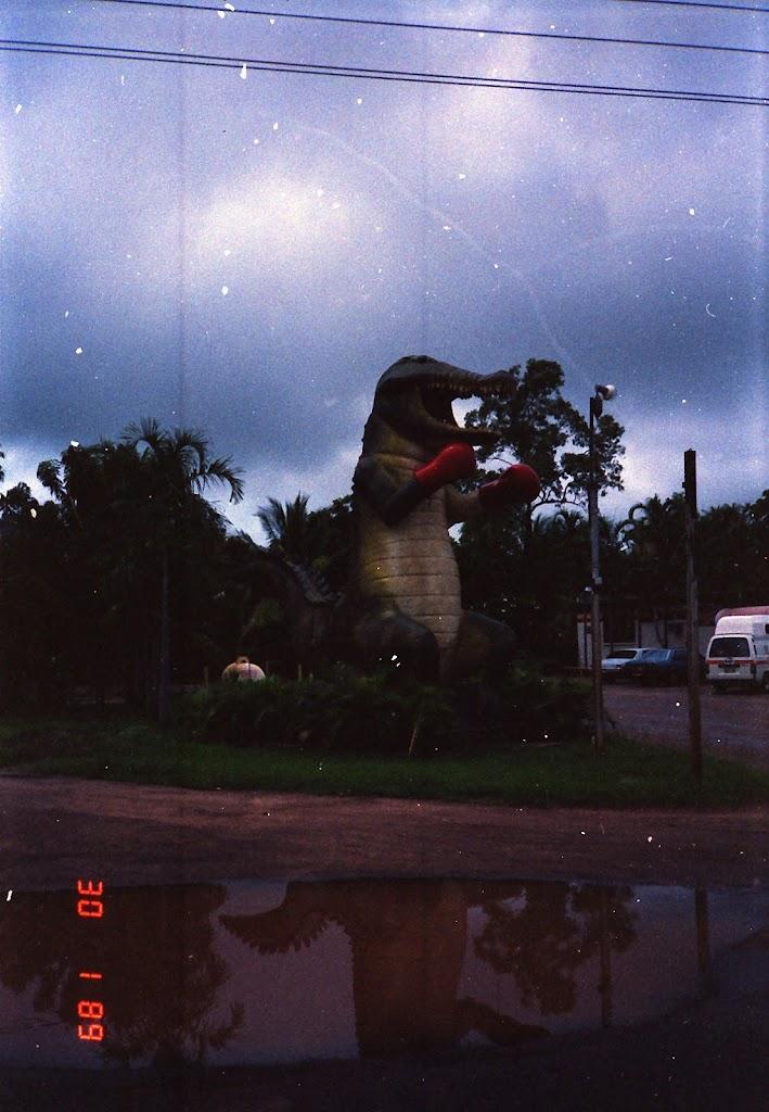 0550NT Crocodile Farm