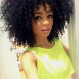 Short Curly Afro Hairstyles trends 2016