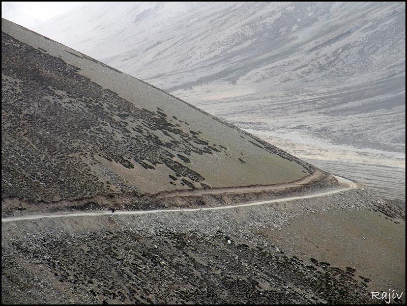 Desert in the sky, Leh - Manali Highway, Ladakh
