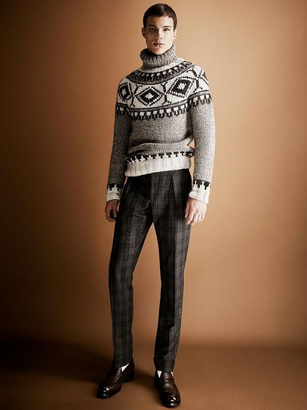 *Tom Ford男性最高指標2013AW形象:展現奢華復古紳士魅力 16
