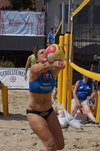 Elien Van Asch, BK Beach volley Roeselare