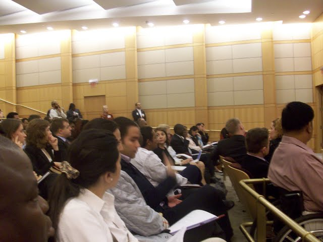 IVLP 2010 - Arrival in DC & First Fe Meetings - 100_0339.JPG