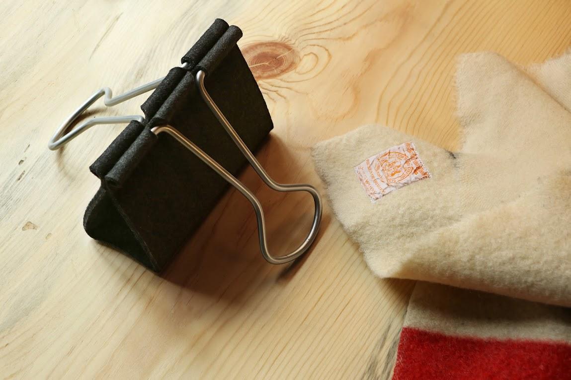 # Clip Bag長尾夾手提包:辦公文具與你形影不離! 3