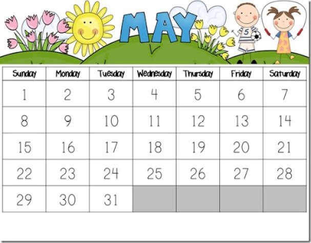 Journal Calendars 2014-2015