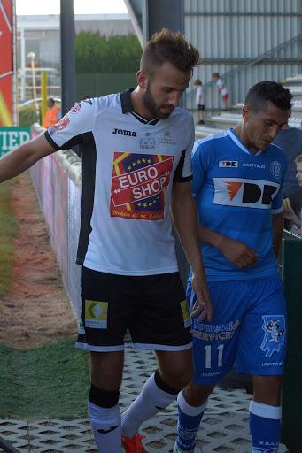doelpuntenmaker Suarez van Roeselare
