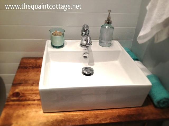 build wood countertops | bathroom upgrade | DIY wood countertops | DIY  bathroom countertops | budget