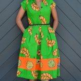 # ( Mishono ya Kitenge  African prints )#
