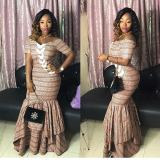 African Long Gown Styles 2017 Must See