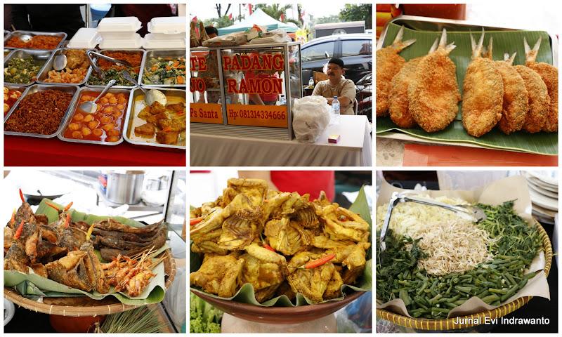 Kuliner Indonesia di SMESCO Indonesia