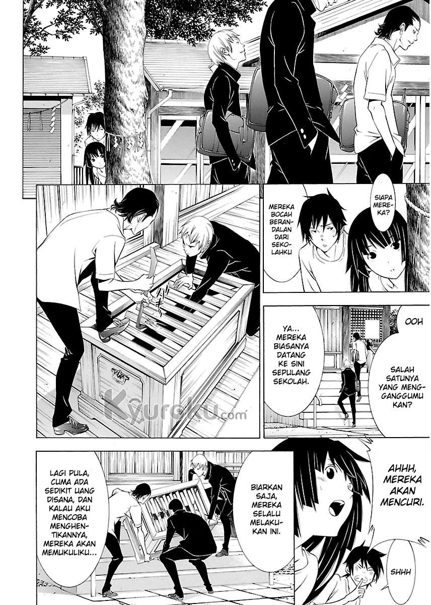 Takayukashiki Shoujo: Chapter 02 - Page 12