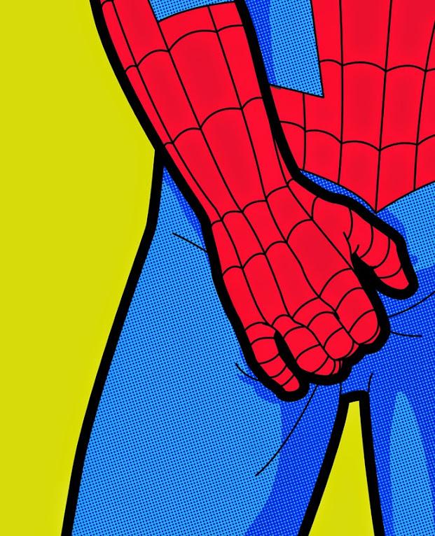 *當超級英雄前他們也是平凡人:超級英雄的秘密生活 12