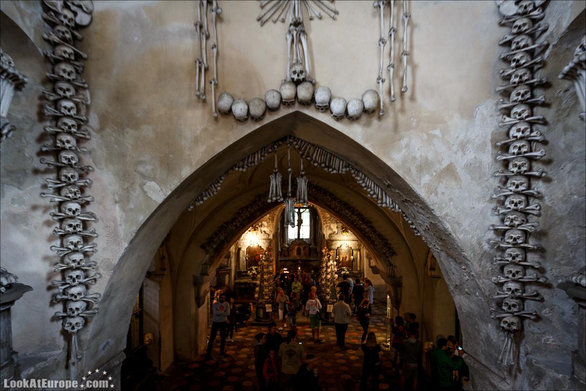Чехия, Кутна Гора - Костница | Kutna Hora Kostnice | LookAtIsrael.com - Фото путешествия по Израилю