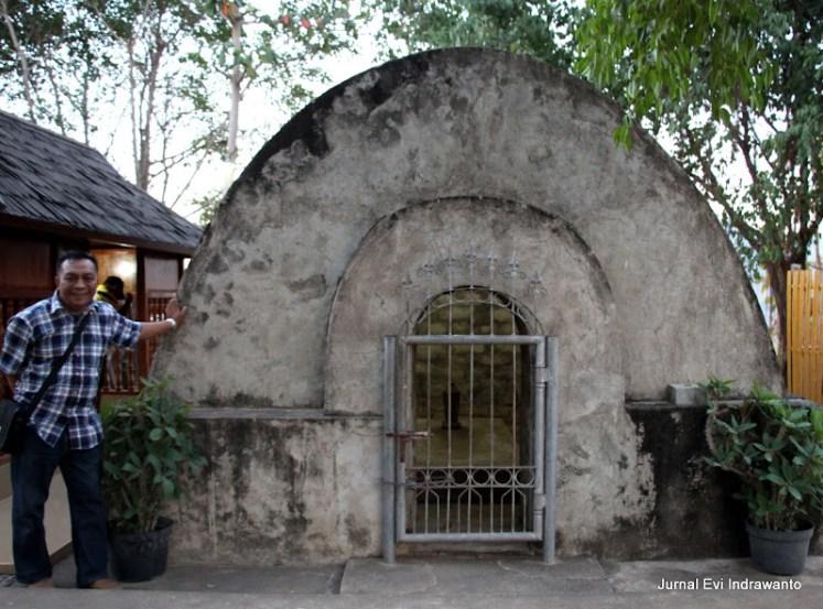 Makam Perdana Mentri Abdul Samad Ompu Lamani