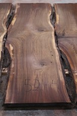 "521 Walnut -4 5/4  x  28"" x  22"" Wide x 10' Long"