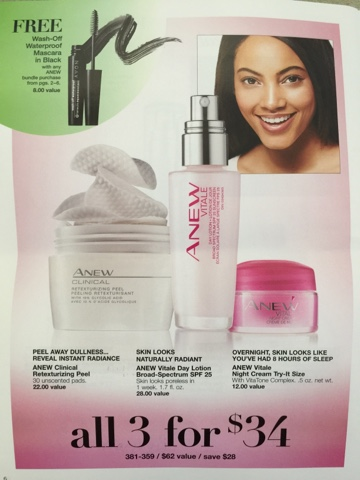 Check out Anew Clinical & Vitale Trio