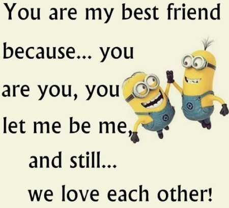 friends quotes for her