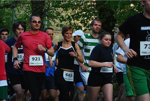 Dwars over de Mandel 2013,  10 km lopen