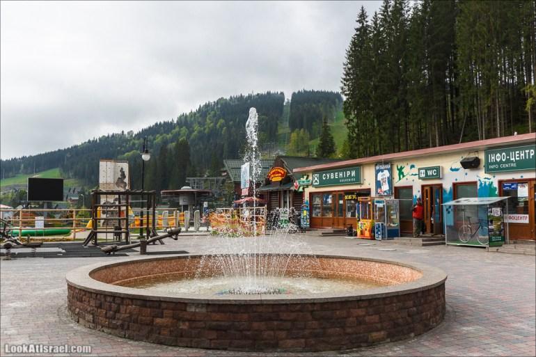 Горнолыжный курорт Буковель в Карпатах, Украина | LookAtIsrael.com - Фото путешествия по Израилю