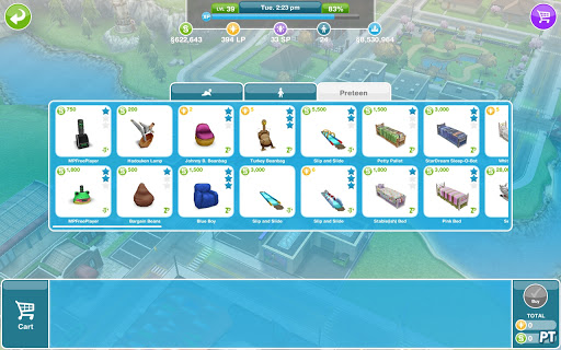 The Sims FreePlay Information Pinguntech