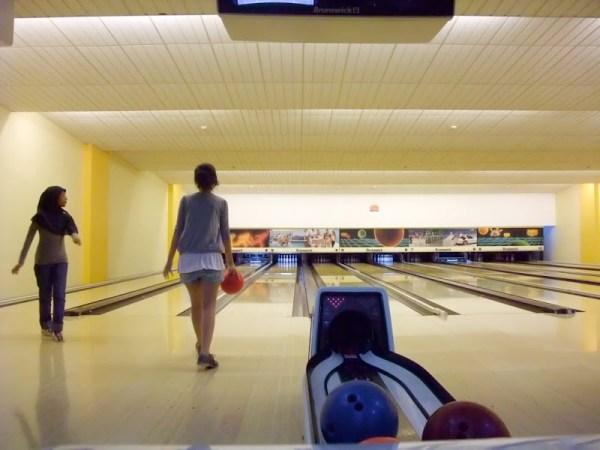 Harris Resort Bowling