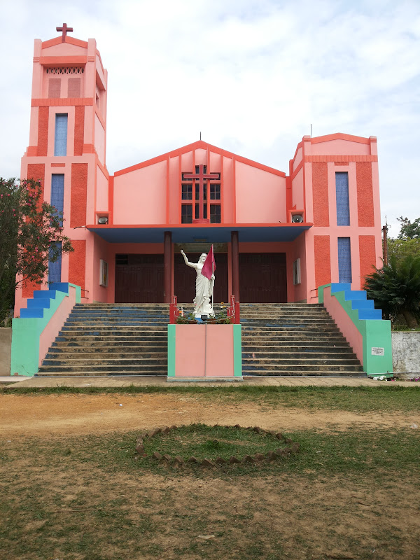 Don Bosco Cathedral - Haflong