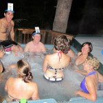 How To Host The Perfect Hot Tub Party at Home