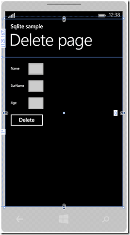 image thumb17 - Parte uno, Sqlite in Windows Phone 8.1