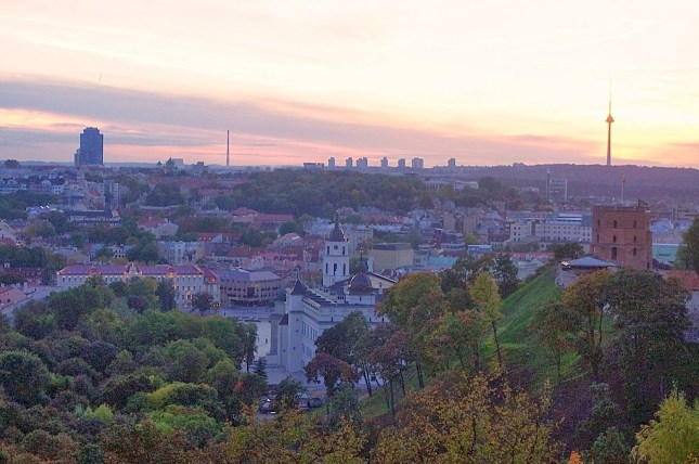 Vistas de Vilna