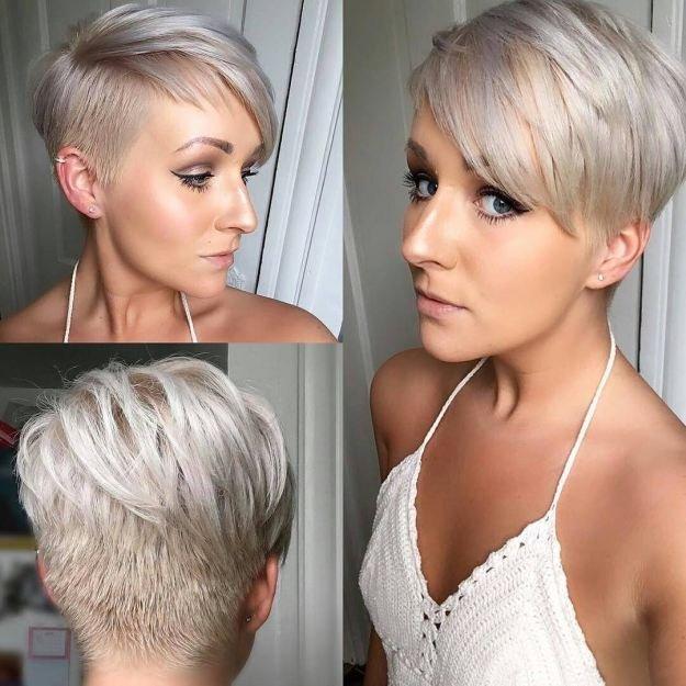 short haircuts for hot summer