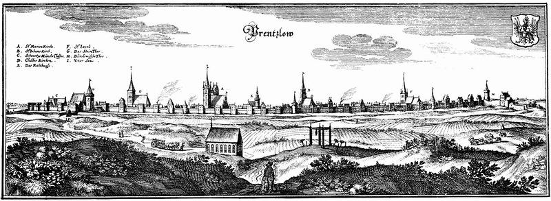 Земля Укры - город Пренцлау