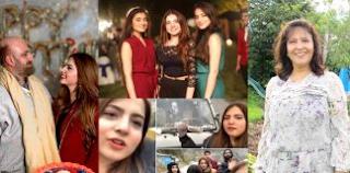 """Ye Hamari Pawri Ho Rai Hai"" Viral girl Dananeerr Mubeen Family Pictures"