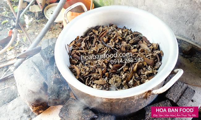 Nấm Ngọc Cẩu Khô | HOA BAN FOOD™