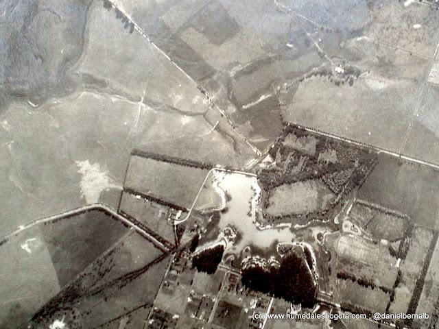 Fotografía aérea 50s